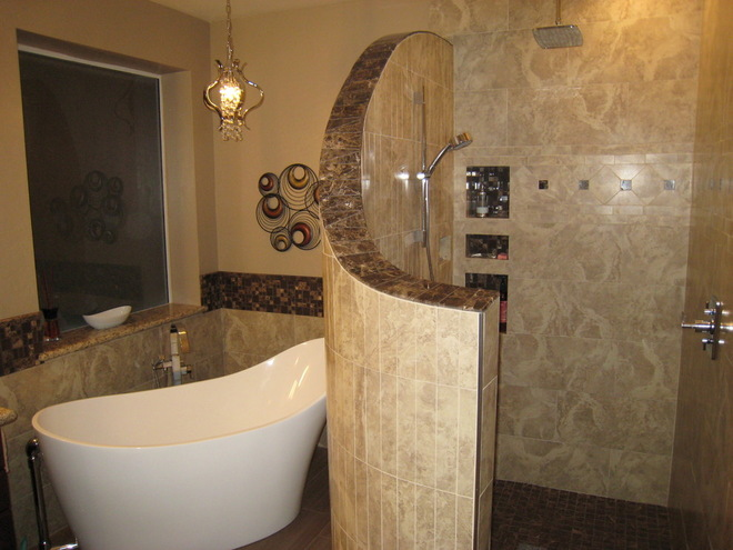 Home resale luxespecs Bathroom tile showers
