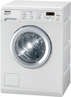 washing machine water consumption