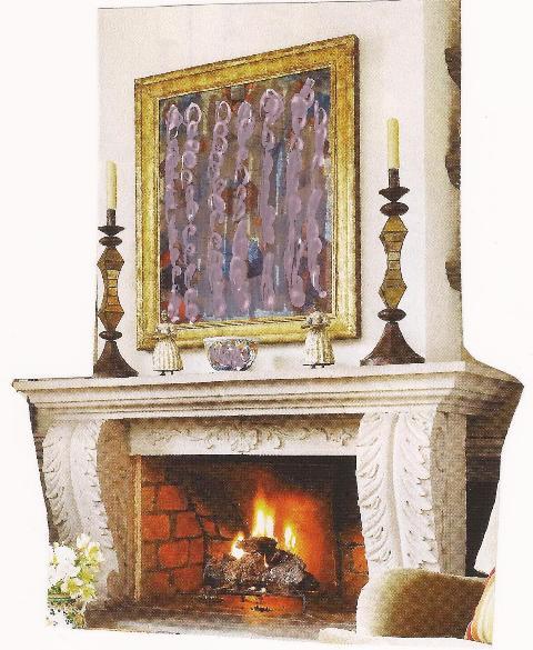 Fireplaces For Indooroutdoor Use In Luxury Homes Luxespecs